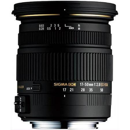 Sigma 17-50mm f/2.8 EX DC HSM Lens - Sony