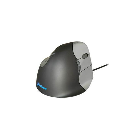 Evoluent VM4R Vertical Mouse 4 Right Handed Wired