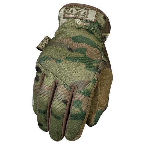 Mechanix Wear Fast Fit Work/Utility Core Gloves - MFF-78 - Multicam - Large