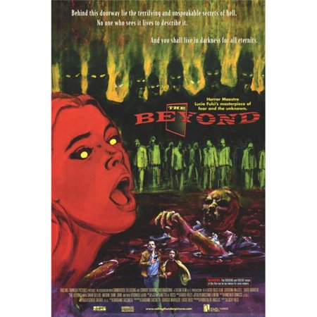 Posterazzi MOVEF2388 The Beyond Movie Poster - 27 x 40 in. - image 1 of 1