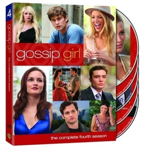 Gossip Girl: The Complete Fourth Season (Widescreen)