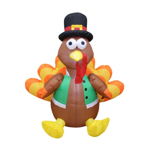 BZB Goods Turkey Thanksgiving Inflatable