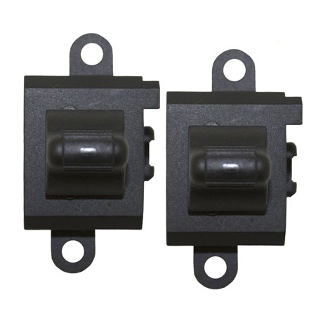 Pair Set Front Power Window Switches Replacement for Dodge Plymouth Neon 4793858AB