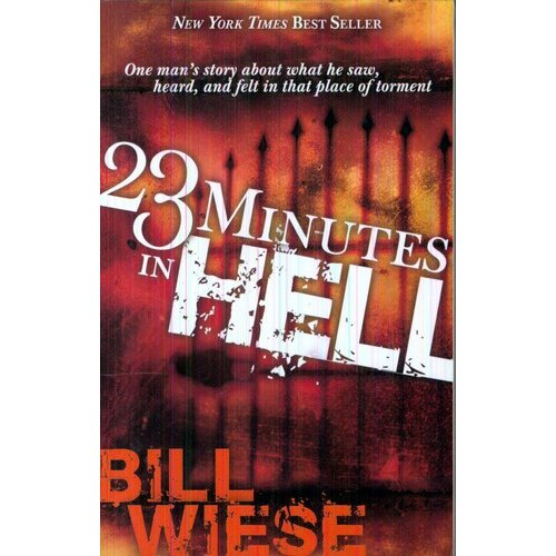 23 Minutes in Hell: One Man's Story of What He Saw, Heard and Felt in That Place of Torment