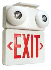 Click here to buy Combination Exit Sign And Emergency Light by National Brand Alternative.