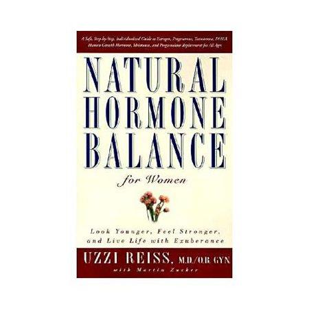 Équilibre hormonal naturel pour les femmes- paraître plus jeune se sentir plus fort et la vie en direct avec Exubérance