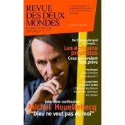 Revue des Deux Mondes juillet-août 2015 - eBook