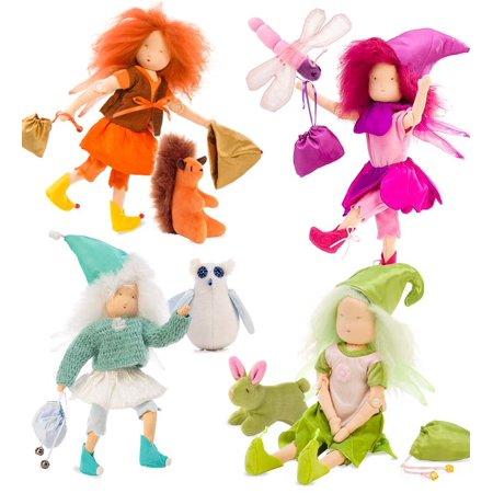 Winter Fairies (Winter Fairy with Friend,