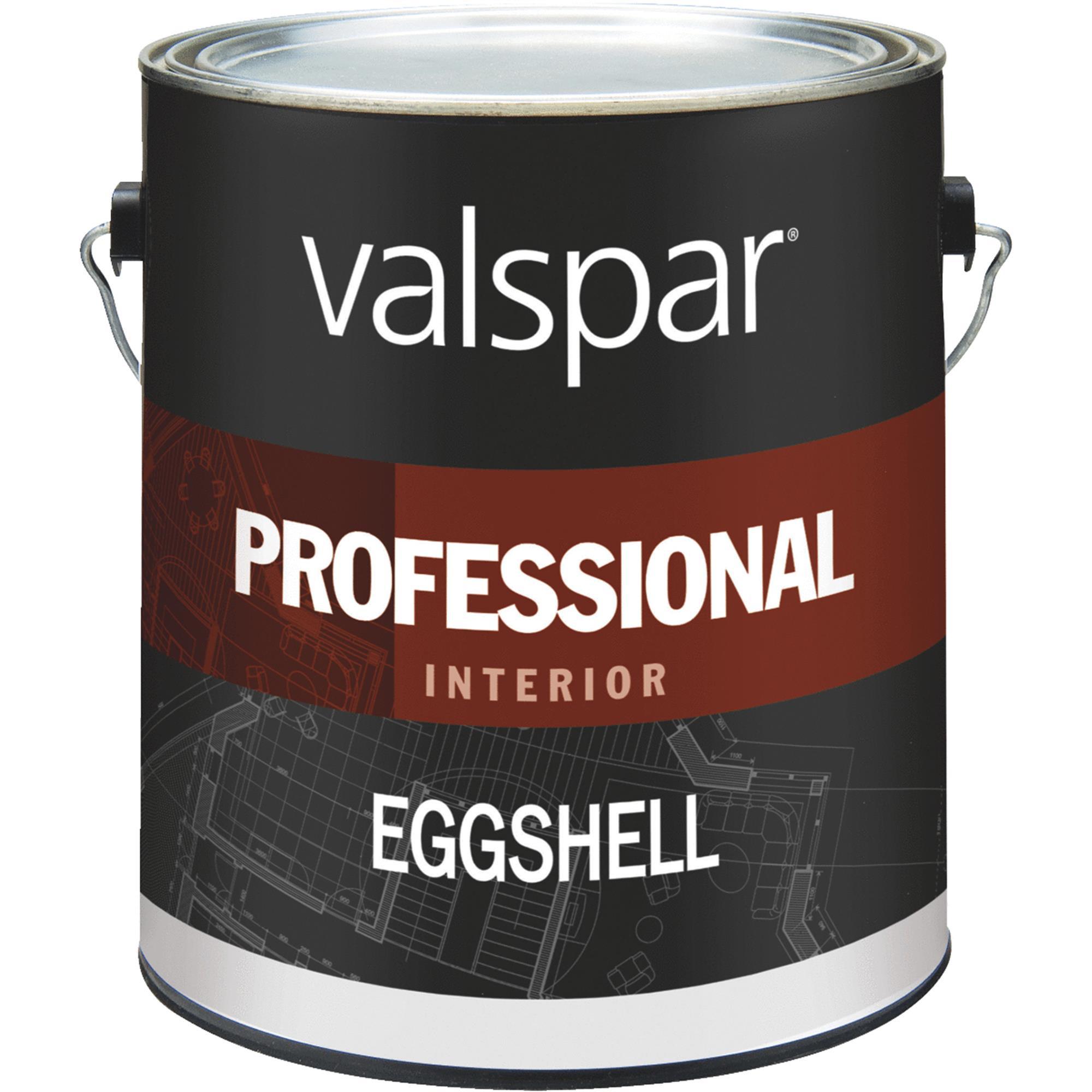 Valspar Professional Latex Eggshell Interior Wall Paint