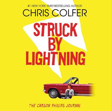 Struck By Lightning - Audiobook