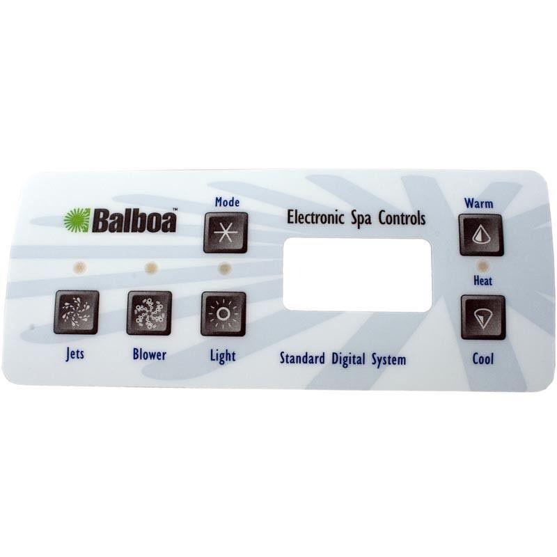 Balboa 10328 Standard Digital Jet/Blower/Light Spa Contro...