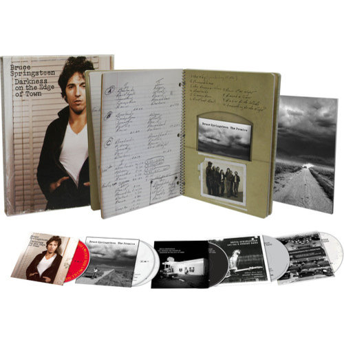 The Promise: The Darkness On The Edge Of Town Story (6 Disc Box Set) (3 CDs and 3 Blu-ray DVDs)