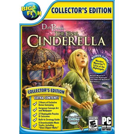 2009 Ncaa Final Four - Dark Parables 4 The Final Cinderella with Bonus