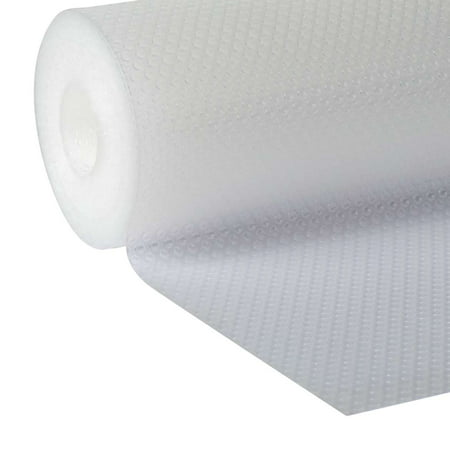 EasyLiner Brand Clear Classic 12 In. x 20 Ft. Shelf Liner, Clear