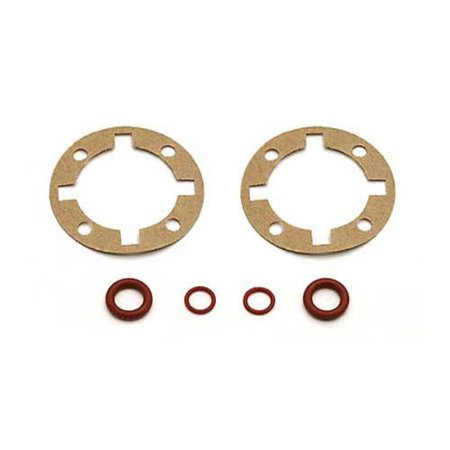 Associated Complete Differential - Team Associated 9831 Gear Differential O-Ring set