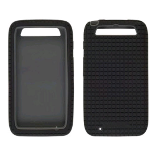 Ventev DUOGrip Case for Motorola Atrix HD - Gray / Black