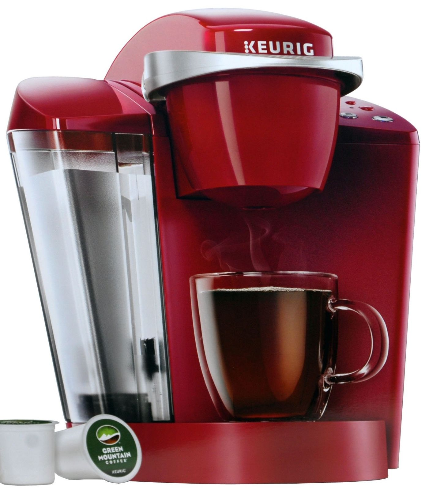 Keurig K50C Coffee Maker with 24 Pods and Reuseable Coffee ...