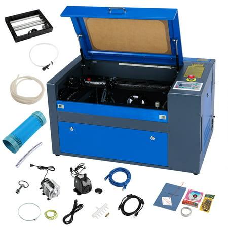 - 50W CO2 USB Port Laser Engraving Cutting Machine 300 x 500mm Engraver Cutter