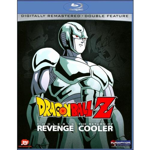 DragonBall Z: Movie 5 And 6 (Blu-ray) (Japanese)
