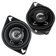 Planet Audio TRQ322 3 in. Torque Series 2-Way Speakers
