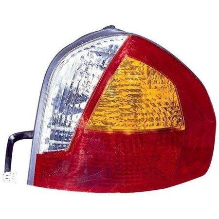 Go Parts 2001 2004 Hyundai Santa Fe Rear Tail Light Lamp Embly