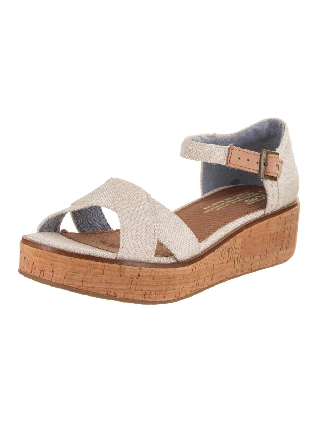 Toms Women's Harper Wedge Sandal