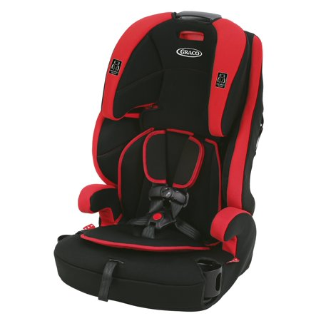 2a6d75216aaf Graco Wayz 3-in-1 Harness Booster Car Seat