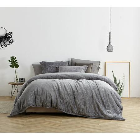 Oversized Comforter Ensemble - Coma Inducer Oversized Comforter - UB-Jealy - Slate Black