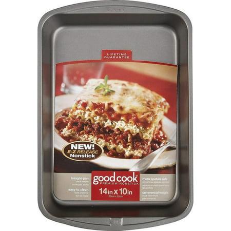 Good Cook 4011 Non Stick Lasagna And Roast Baking Pan 14