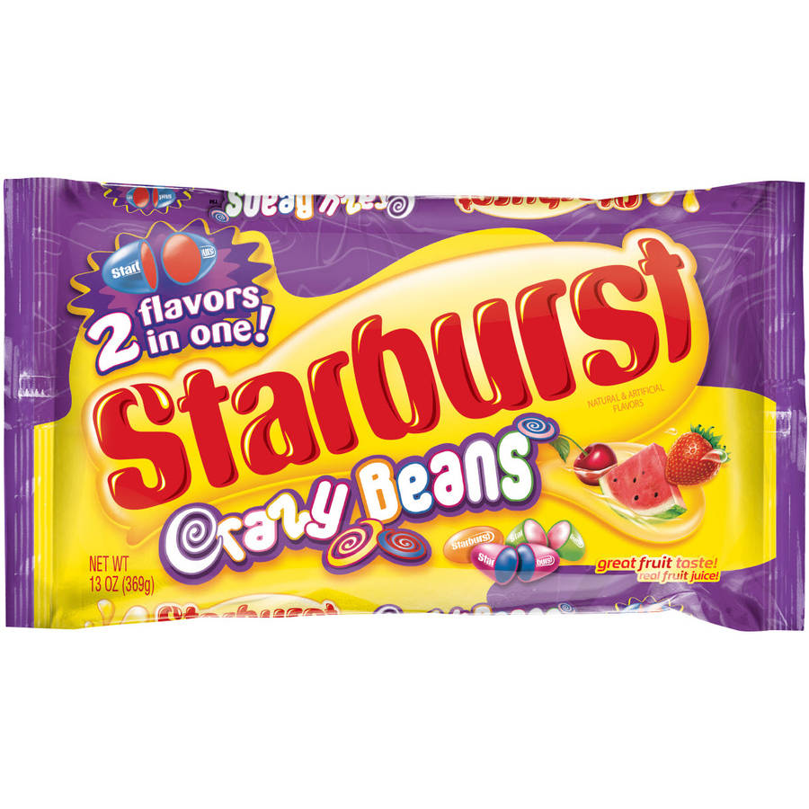 Starburst Easter Crazy Beans Jellybeans, 13 oz