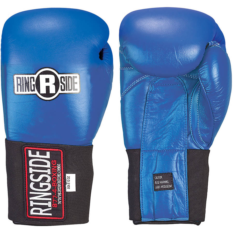 Ringside Competition Safety Gloves, Hook and Loop