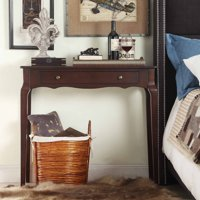 Weston Home Catalpa Console Table, Multiple Finishes