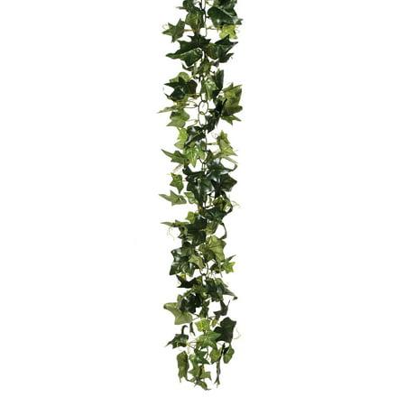 Darice Ivy Chain Garland: Green, 6 feet