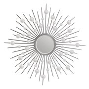 Ren-Wil Sunburst Wall Mirror - 45 diam.in.