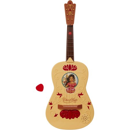 Disney Princess Elena of Avalor Storytime Guitar (Disney Frozen Acoustic Guitar By First Act)