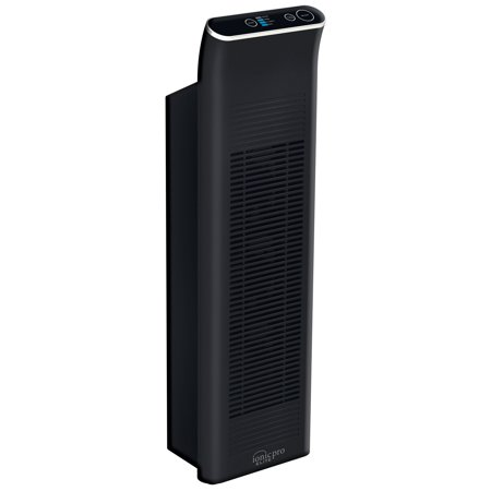 Envion Ionic Pro Elite Air Ionizer and Air Purifier with Permanent Filter Black