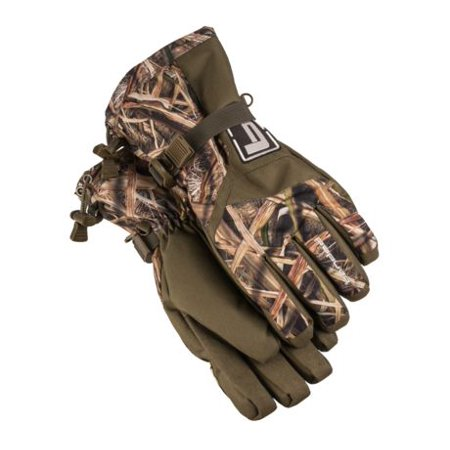Banded Mens White River Insulated Glove, Mossy Oak Blades, L thumbnail