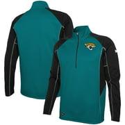 Jacksonville Jaguars New Era Combine Authentic Two-a-Days Half-Zip Jacket - White