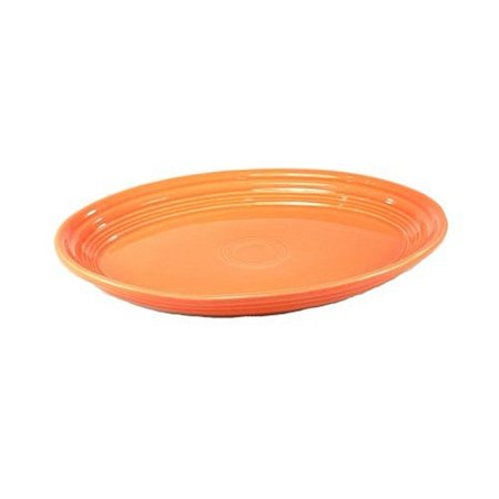 Homer Laughlin Serving Platter - Fiesta 11-5/8-Inch Oval Platter, Scarlet, platter oval one 958Inch 1358Inch Includes 1334Inch Fiesta Oval 458 Platter Scarlet 1158Inch By Homer Laughlin Ship from US