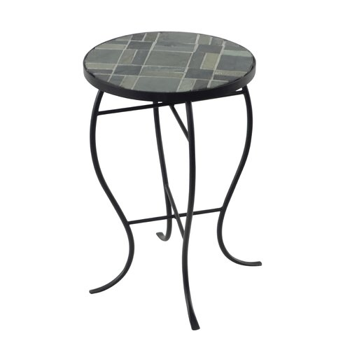 Homestyle Collection Stonetop End Table
