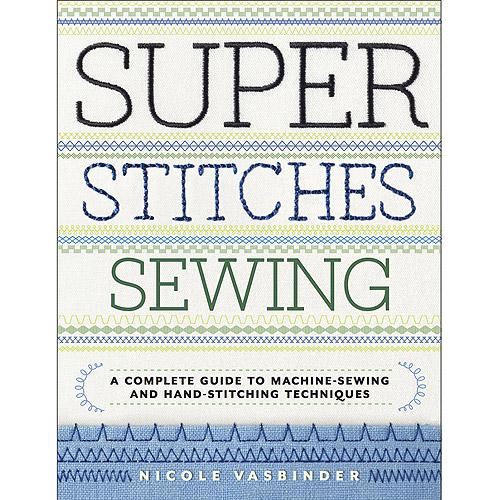 Potter Craft Books: Super Stitches Sewing