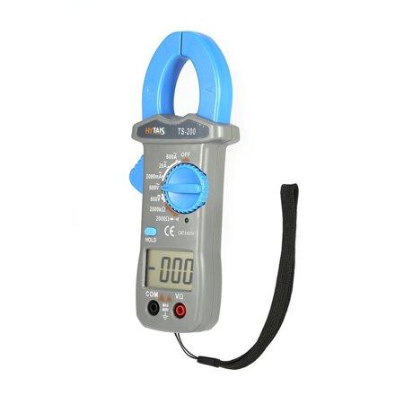 HYTAIS TS200 Mini Digital Clamp Meter Multimeter AC/DC Tester Voltmeter - image 6 of 8