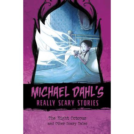 Michael Dahl's Really Scary Stories: The Night Octopus (Hardcover)