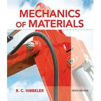 Mechanics of Materials (Edition 10) (Paperback)