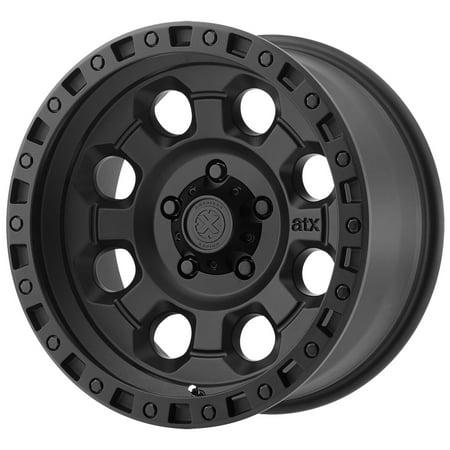 ATX Series AX201 18x9 5x150 +40mm Black Wheel Rim 18