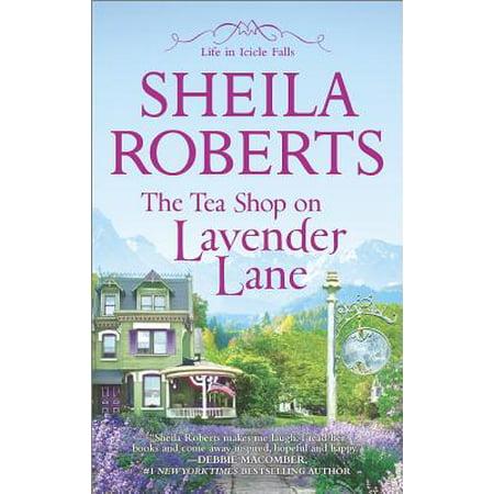 The Tea Shop on Lavender Lane