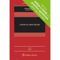 Aspen Casebook: Criminal Procedure (Edition 3) (Hardcover)