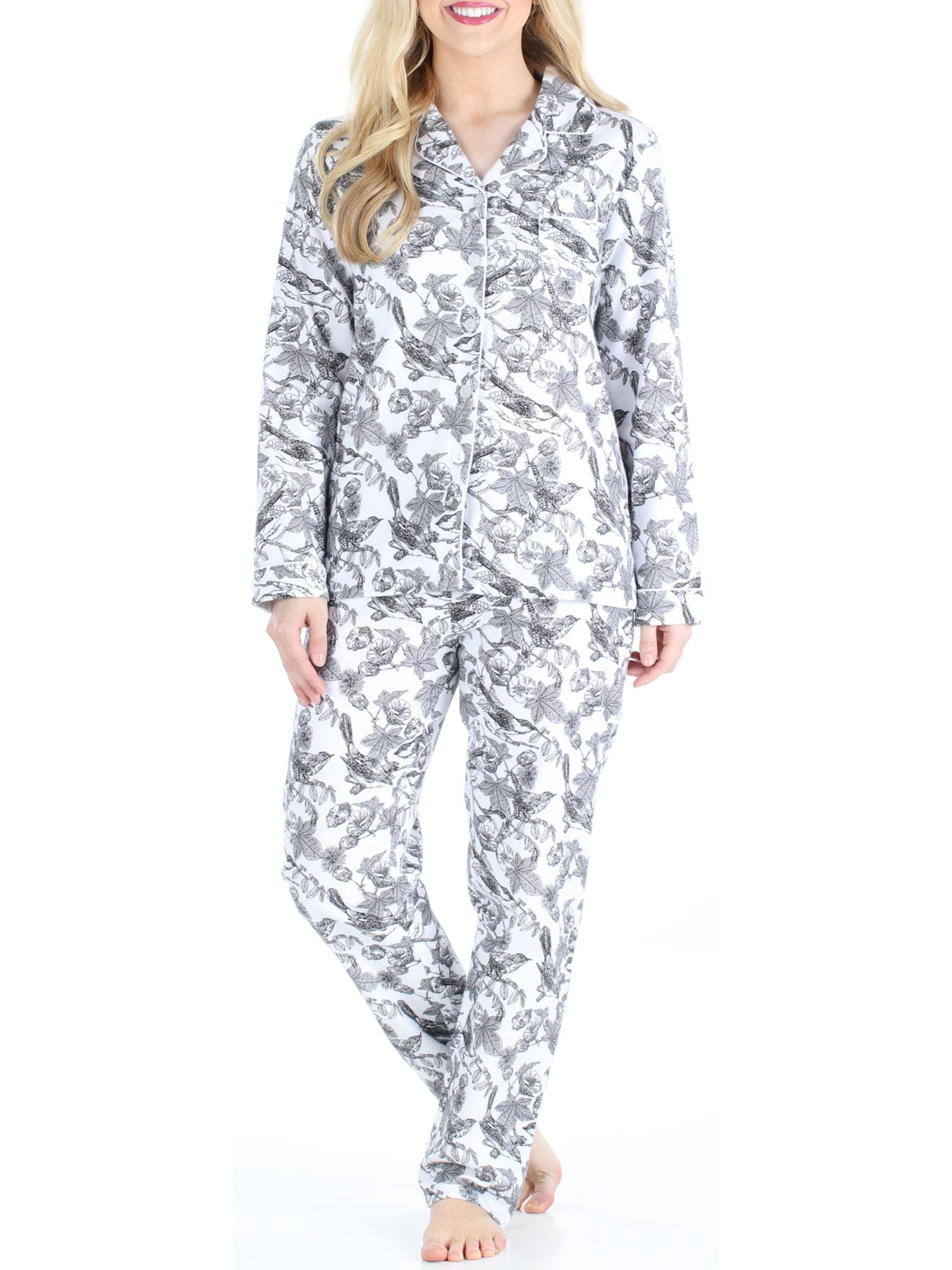 Ladies womans cotton Love pyjama pyjamas presentation pack Size 20 birthday gift