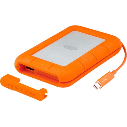 LACIE RUGGED THUNDERBOLT & USB 3.0 1TB by LaCie