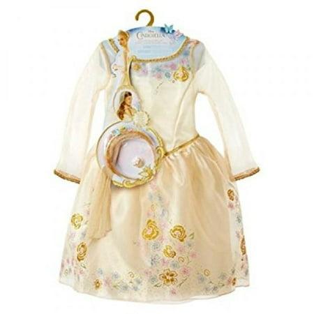 Cinderella Live Action 84739 Ella's Wedding Dress Set Costume